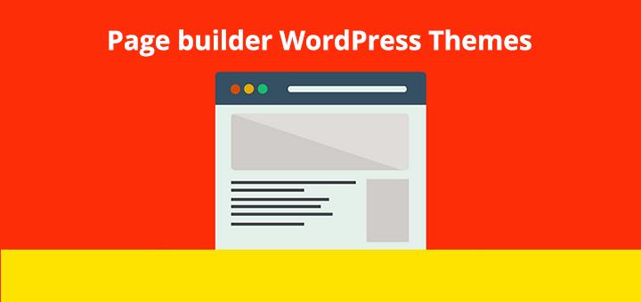 10 Best Drag & Drop Page Builder WordPress Themes 2016
