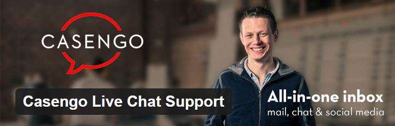 casengo live chat free live chat WordPress plugin