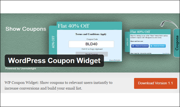 WP-coupon-widget