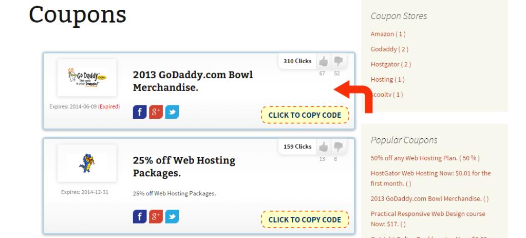 5 Best Free WordPress Coupon Plugins - SmallEnvelop