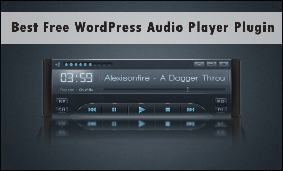 5 Best Free HTML5 Audio Player WordPress Plugins