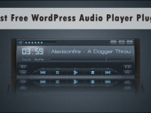Free HTML5 Audio Player WordPress Plugins