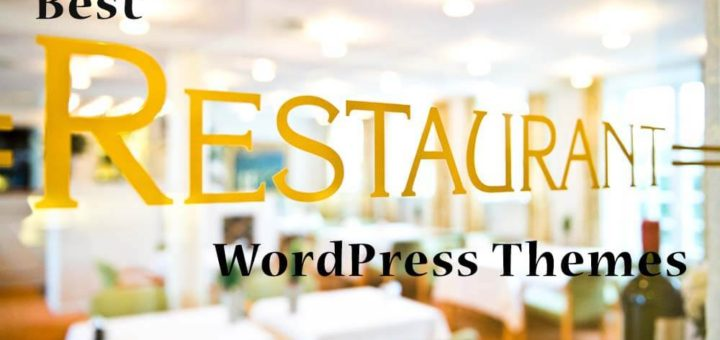 10 Best Restaurant WordPress Themes 2016