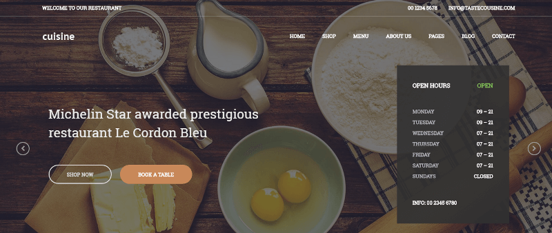cuisine-restaurant-wordpress-theme