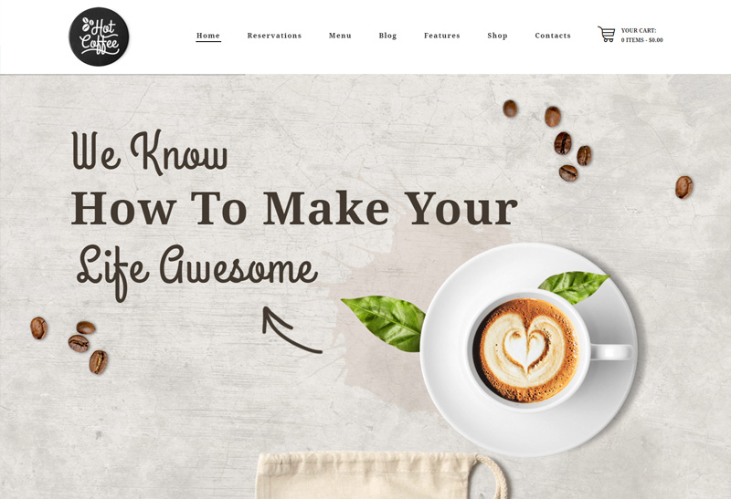 hotcoffee-wordpress-responsive-theme