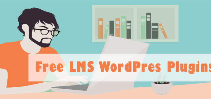 5 Best Free LMS WordPress Plugins
