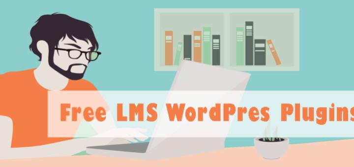 5 Best Free LMS (Learning Management System) WordPress Plugins