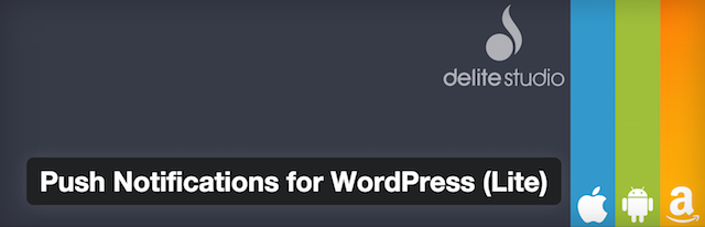 Push -Notifications-for-WordPress (Lite) WordPress Push Notification Plugins