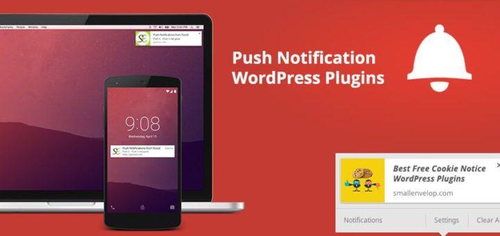 5+ Best WordPress Push Notification Plugins