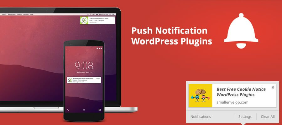 Wordpress Push Notification Plugins