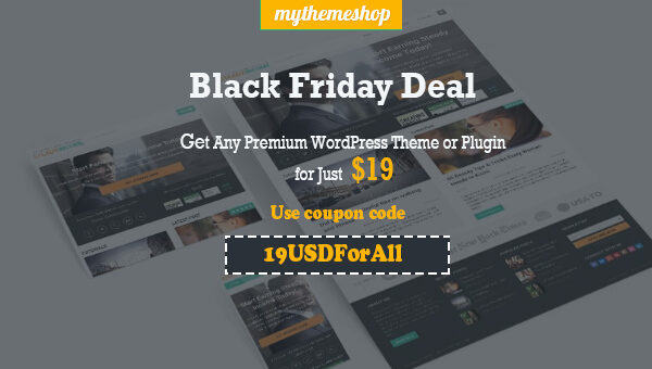 Mythemeshop – Black Friday Offer
