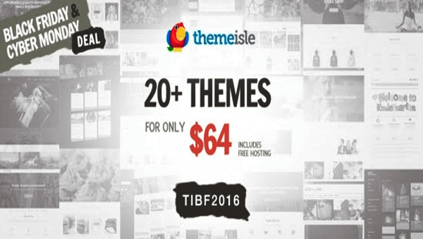 ThemeIsle – 35% Discount on All Themes & Plugins