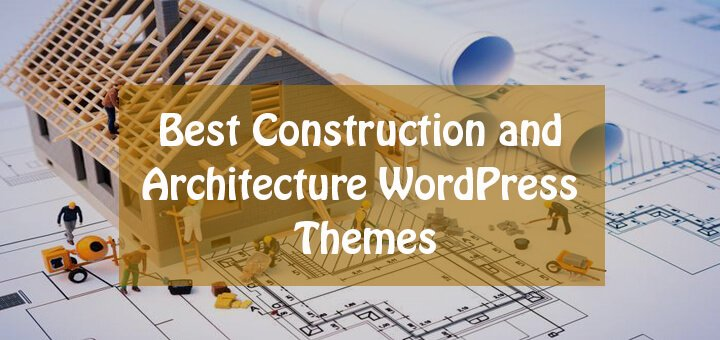 Best Construction and Architecture WordPress Themes