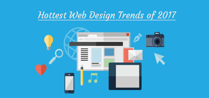 Hottest Web Design Trends