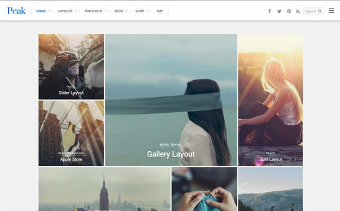 Exterior Design Studio WordPress Theme