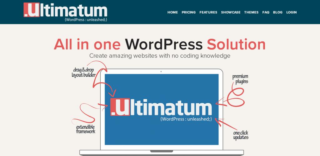 ultimatum themes