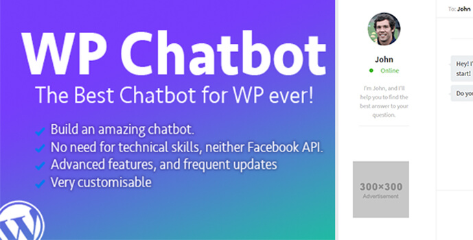 WP Chatbot plugin review
