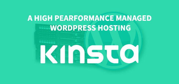 Kinsta Hosting Review – A High Performance WordPress Hosting